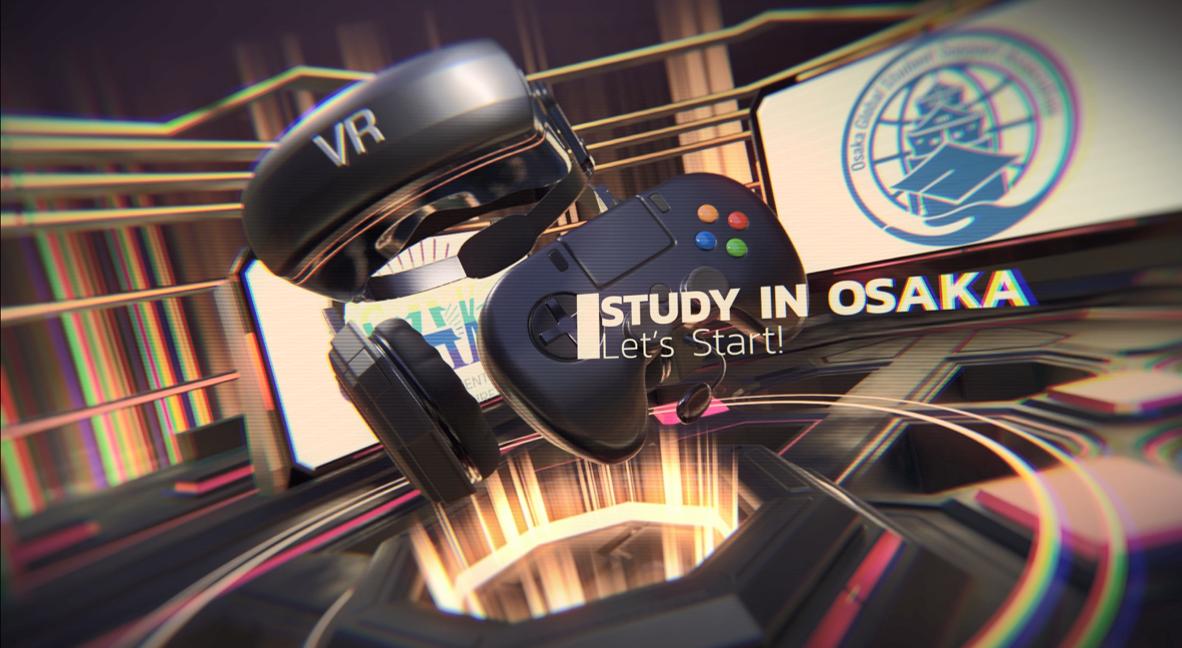 Study in OsakaのYoutubeチャンネルが始動!